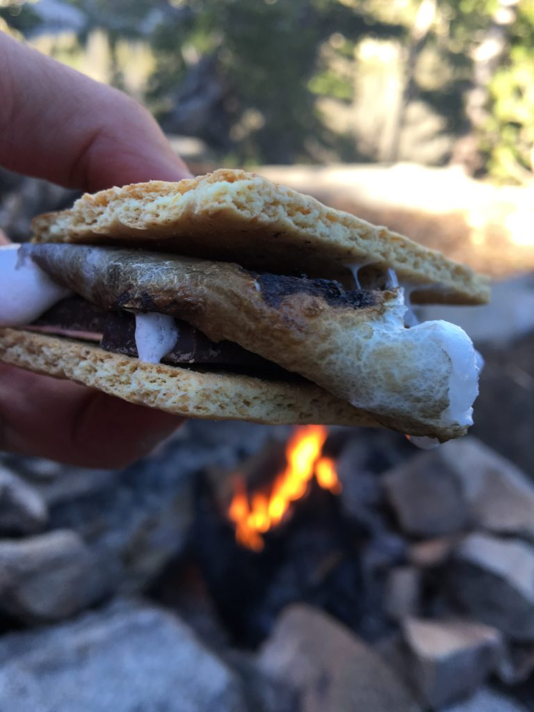 Epic s'mores.